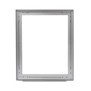 Cadres Autoportant Aluminium Tissu Tendu 120x180cm Profilés 49mm